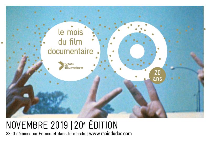 bannière Mois du doc 2019