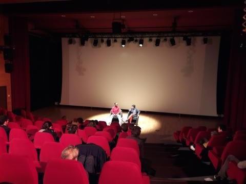 Rencontre avec Patrick Zingile, personne du film d'Alice Diop, Vers la tendresse