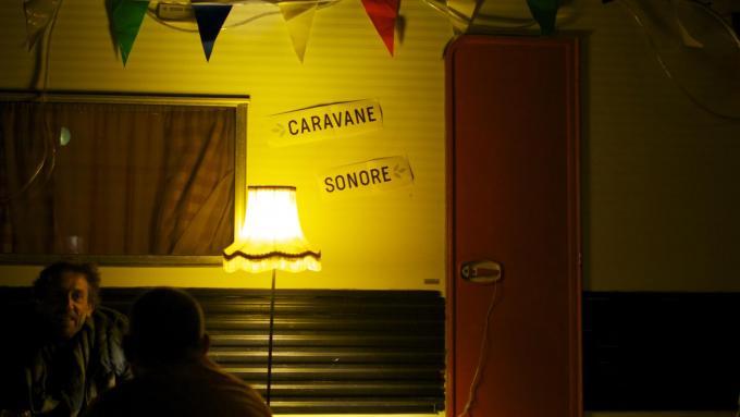 Caravane sonore, plein air, Hors-Format 2017
