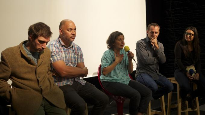 Rencontre, Güldem Durmaz, Simon Backès, Olivier Marboeuf, Simon Queheillard