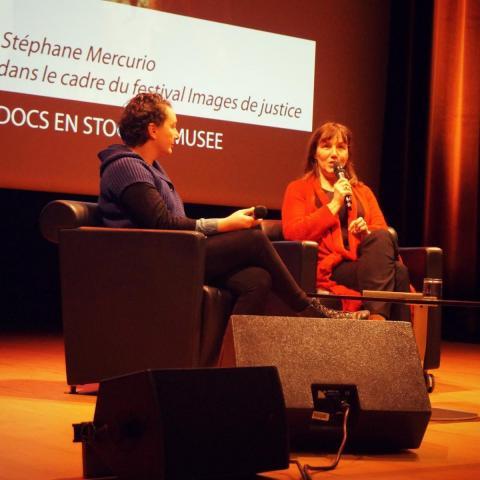 Images de Justice - rencontre avec Stephane Mercurio - Champs Libres