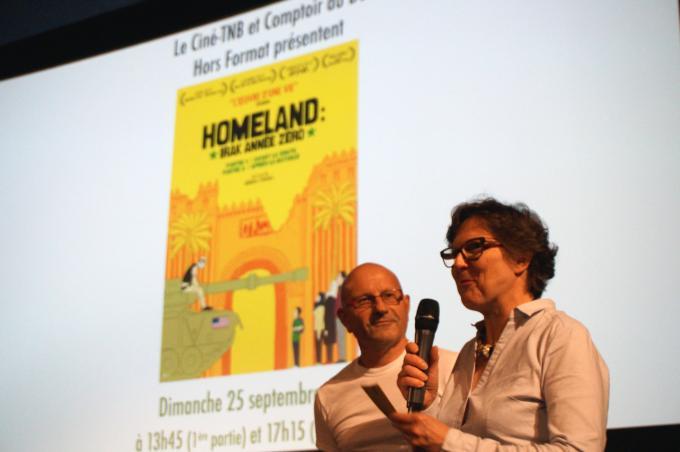 Hors-Format, Homeland, CinéTNB