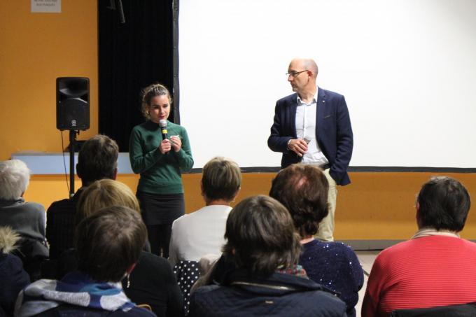 Ouverture du 19e Mois du film Documentaire avec 'Bretagne porte de Loire Communauté' qui fête ses 10 ans de participation à la manifestation !