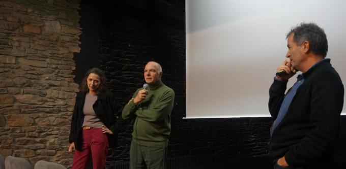 Rencontre avec Joël Farges, après la projection de son film LE CAMPO AMOR DE LA HAVANE